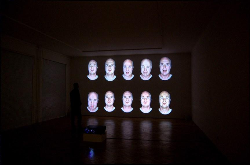 Installationview, OK Centrum for contemporary art, Linz, Austria
